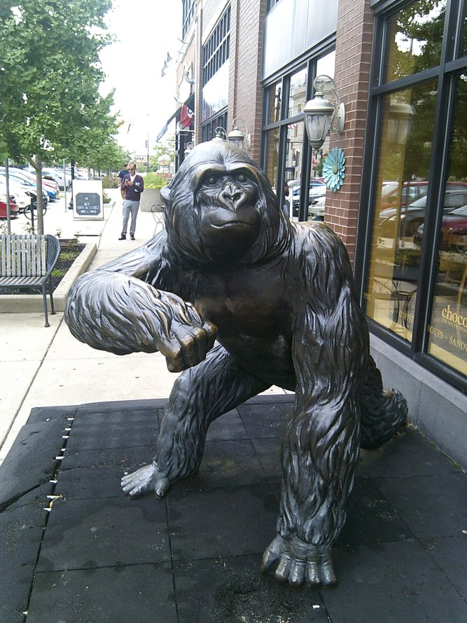 South Bend Ape