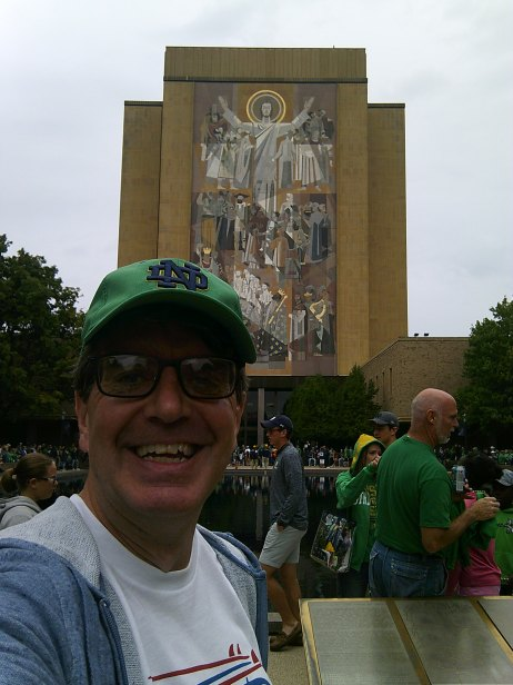 Touchdown Jesus & Failed Apostle